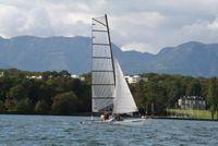 Hobie 18 Forward Sailing 1